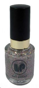 Laura Paige Diamond Glitter Nail Polish - Crystal